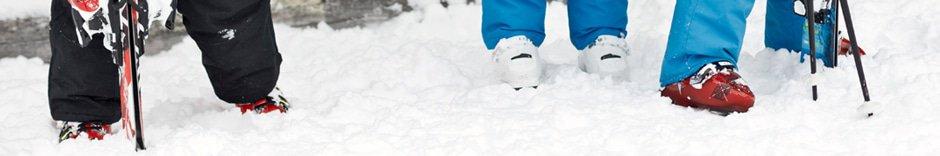 Chaussures de ski enfants