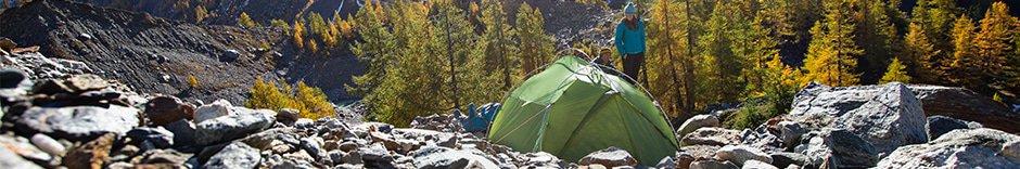 Types de tentes